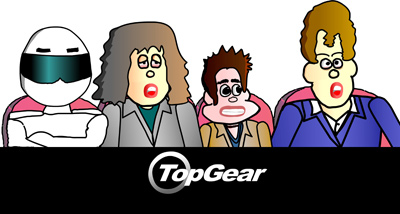 Top Gear and the enneagram personalities