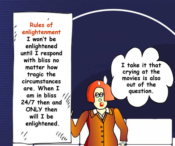 Fictional rules of enlightenment